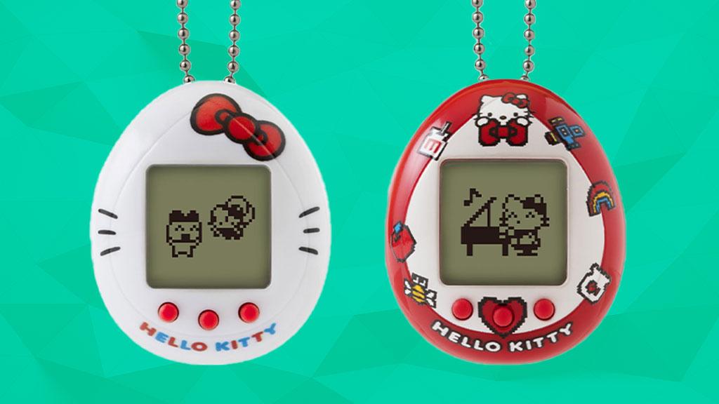 hello kitty tamagotchi